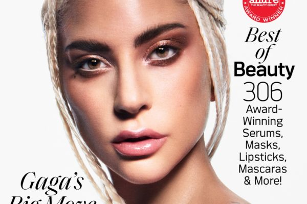 Lady Gaga Covers October Issue of Allure Magazine