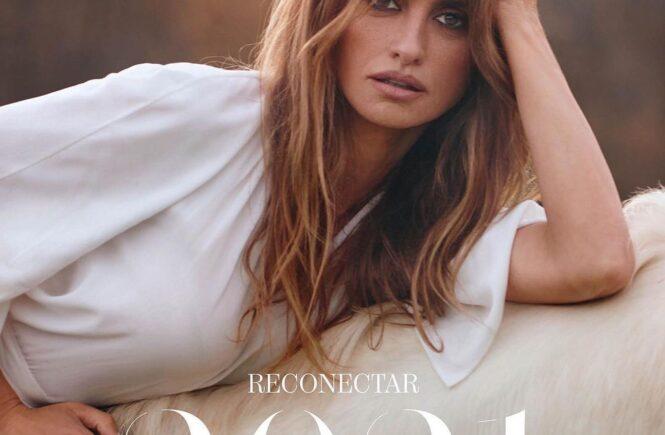 Penelope Cruz for Vogue Spain January 2021